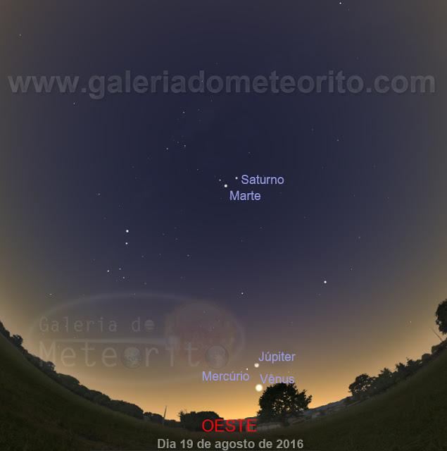 218578550 ASTRONOMIA REAL: Por que muitos chamam o planeta Vênus de estrela d ...